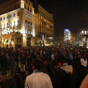 Supporters marseillais