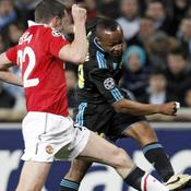 Marseille - Manchester United : André Ayew
