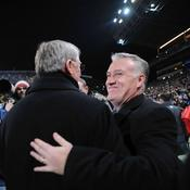 Marseille - Manchester United : Didier Deschamps