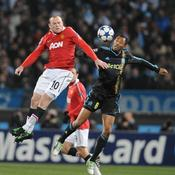 Marseille - Manchester United : Edouard Cissé