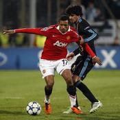 Marseille - Manchester United : Lucho Gonzalez