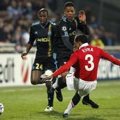 Marseille - Manchester United : Patrice Evra