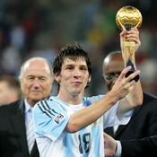 Messi remporte la Coupe du monde 2005 avec les moins de 20 ans