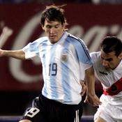 Une première avec l'Argentine A catastrophique