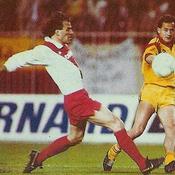 1989 : Un de chute contre Galatasaray