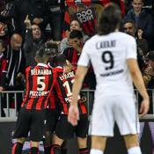 Nice-PSG 3-1 (35e journée)