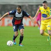 Nantes-PSG, domination Paris