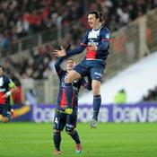 Nantes-PSG, Ibra but