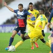 Nantes-PSG, Lucas