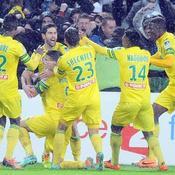 Nantes-PSG, Veigneau