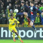 Nantes-PSG, Zlatan