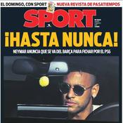 Sport : «Au revoir et à jamais»
