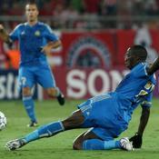 Olympiakos-OM Intervention Diawara
