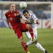 Arjen Robben, Jeremy Morel