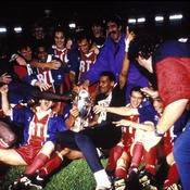 Coupe de france 1993 - Le groupe