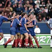 Coupe de France 1995 - Joie