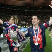 Coupe de France 2006 - Pauleta-Rothen