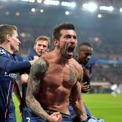 PSG-Valence : joie