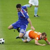 Toulalan et Sneijder