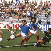 1986 : France-Canada 1-0