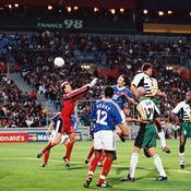 1998 : France-Afrique du Sud 3-0