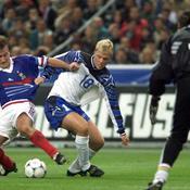 France-Islande, éliminatoires Euro 2000