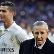 Avec Cristiano Ronaldo