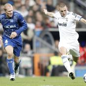 Real-Auxerre, Benzema