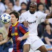 Real-Barça Diarra sur Messi