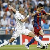 Real-Barca Pepe sur Villa