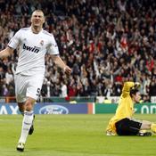 Real Madrid-Lyon, but Benzema