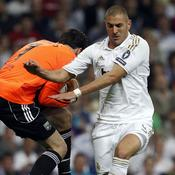 Karim Benzema et Hugo Lloris
