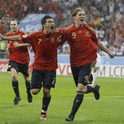 Groupe D -  David Villa-Fernando Torres
