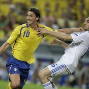 Groupe D - Zlatan Ibrahimovic