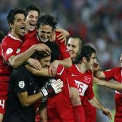 Quart de finale, Turquie-Croatie