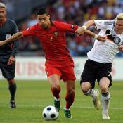 Quarts de finale, Ronaldo-Schweinsteiger