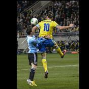 Duel Ibrahimovic-Messi