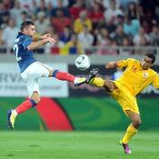 Roumanie-France, Duel Martin