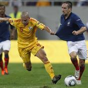 Roumanie-France, Ribéry