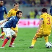 Roumanie-France, Valbuena