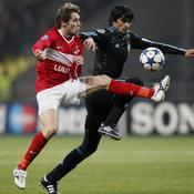 Spartak Moscou-OM, Lucho