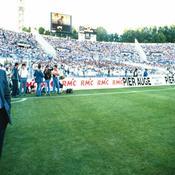 1986, l'entrée en scène