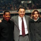 4. Vampeta (2001, de l'Inter Milan au PSG, échange)