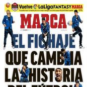 Marca : «Le transfert qui change l'histoire du football»