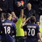 Expulsion Ibrahimovic