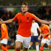4 - Matthijs De Ligt (de l'Ajax Amsterdam à la Juventus, 75 M€+10 d'éventuels bonus)