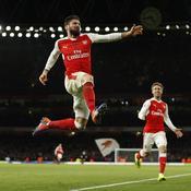 Arsenal-WBA - Olivier Giroud