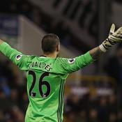 Burnley-Middlesbrough - Victor Valdes