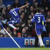 Chelsea-Bournemouth - Pedro