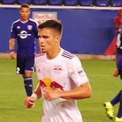 Florian Valot, New York Red Bulls